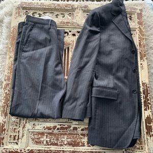 Dolce & Gabbana Vintage 90's Pin Stripe Suit